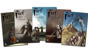 Fief : Expansions pack